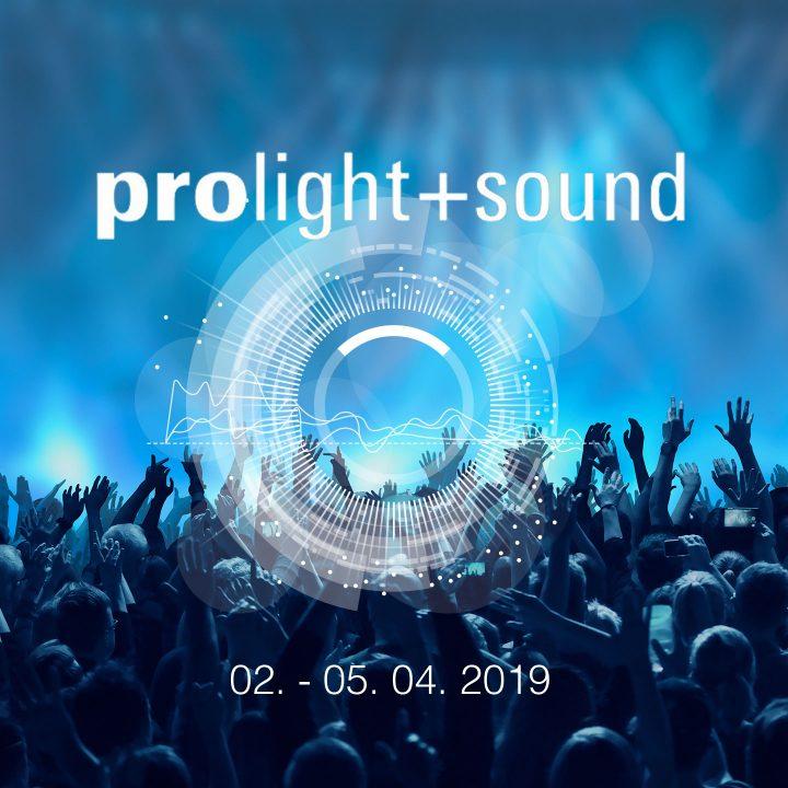 Prolight and sound 2020